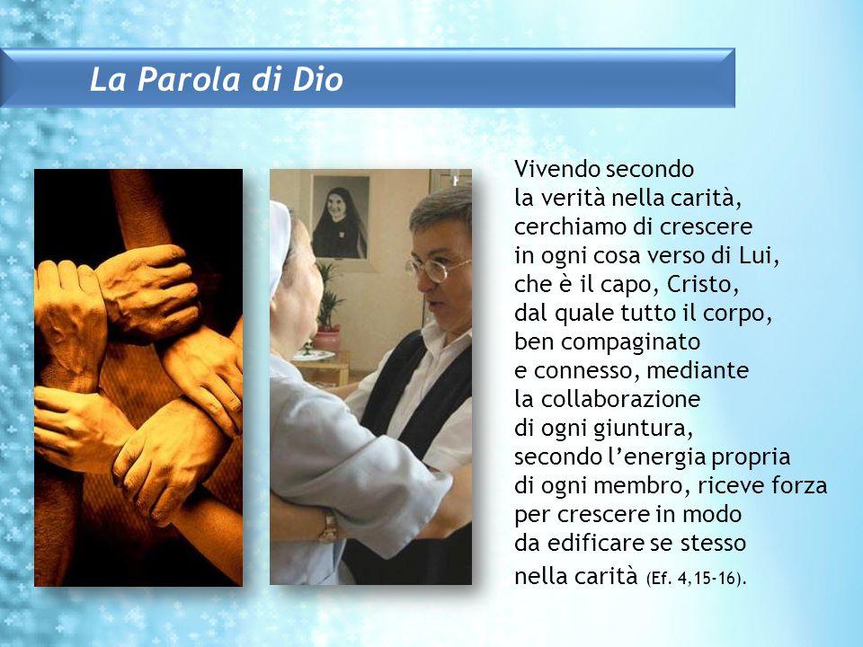 La parola di don Alberione Il Carro Paolino Il carro ha quattro ruote, tutte devono girare ugualmente: spirito, apostolato, studio, povertà.
