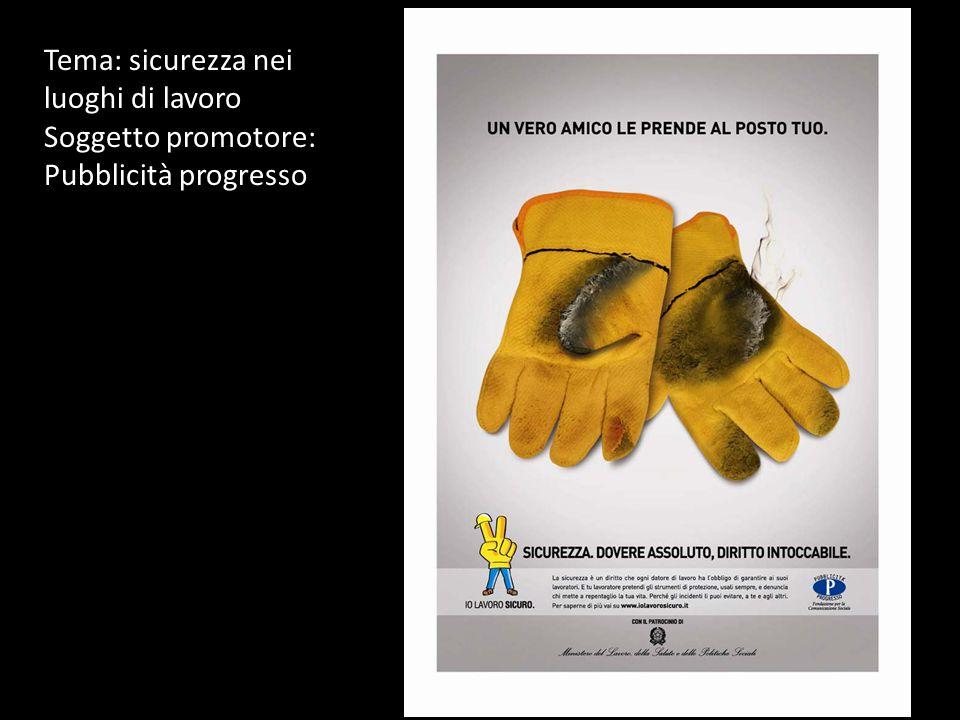 Italia Pubblicità Progresso 1970 http://www.pubblicitaprogresso.