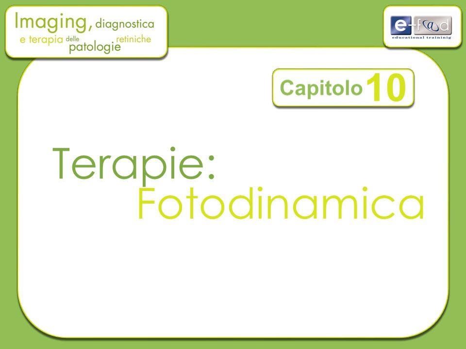 Terapie: Fotodinamica 10
