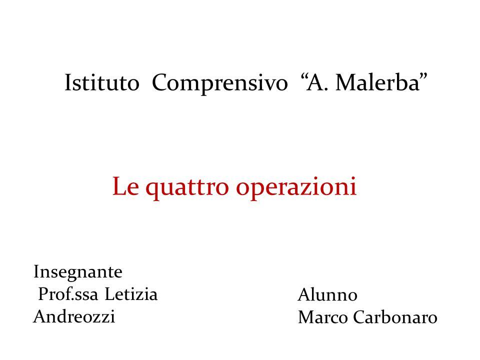 + - x : a cura di Marco Carbonaro