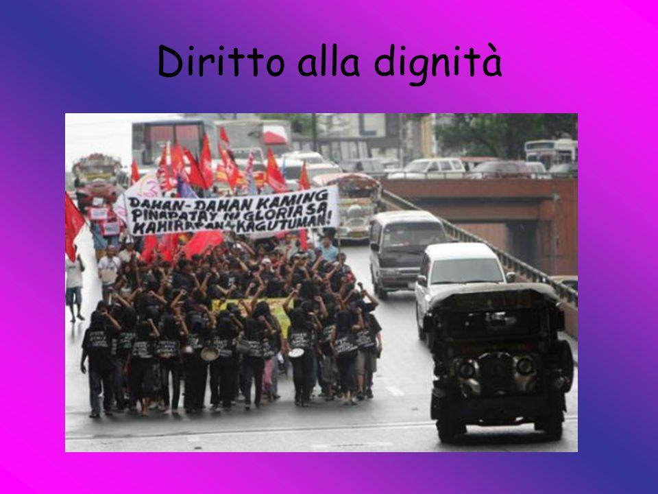 Diritto alla dignità