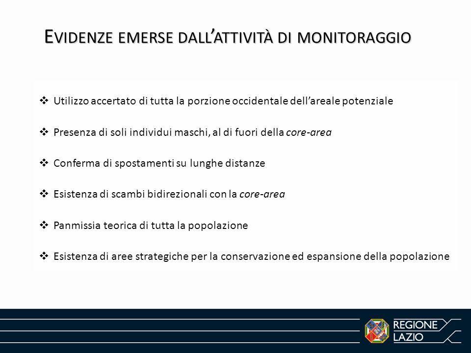 M ISURE DI CONSERVAZIONE DELL ' ORSO INTRODOTTE NEL CALENDARIO VENATORIO 2014-15  P RESCRIZIONI NELL ' AMBITO DELLA VINCA DEI PIANI FAUNISTICO - VENATORI PROVINCIALI  M ISURE DI CONSERVAZIONE DELLE ZSC  S UPPORTO ALLA DEFINIZIONE DI STRUMENTI DI PIANIFICAZIONE ( ES.