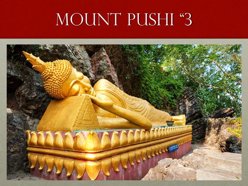 """MOUNT PUSHI """"3"""