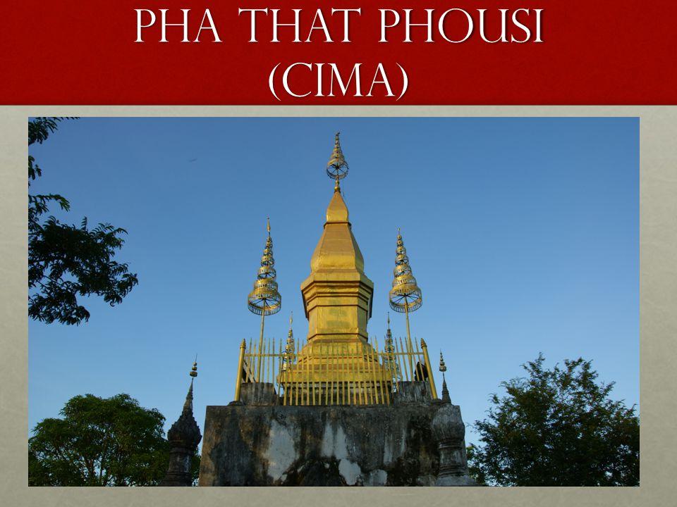 Pha That Phousi (cima)