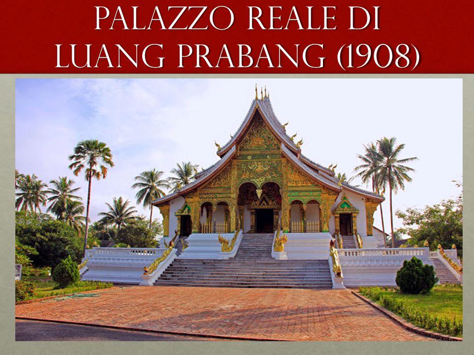 Palazzo reale di Luang prabang (1908)