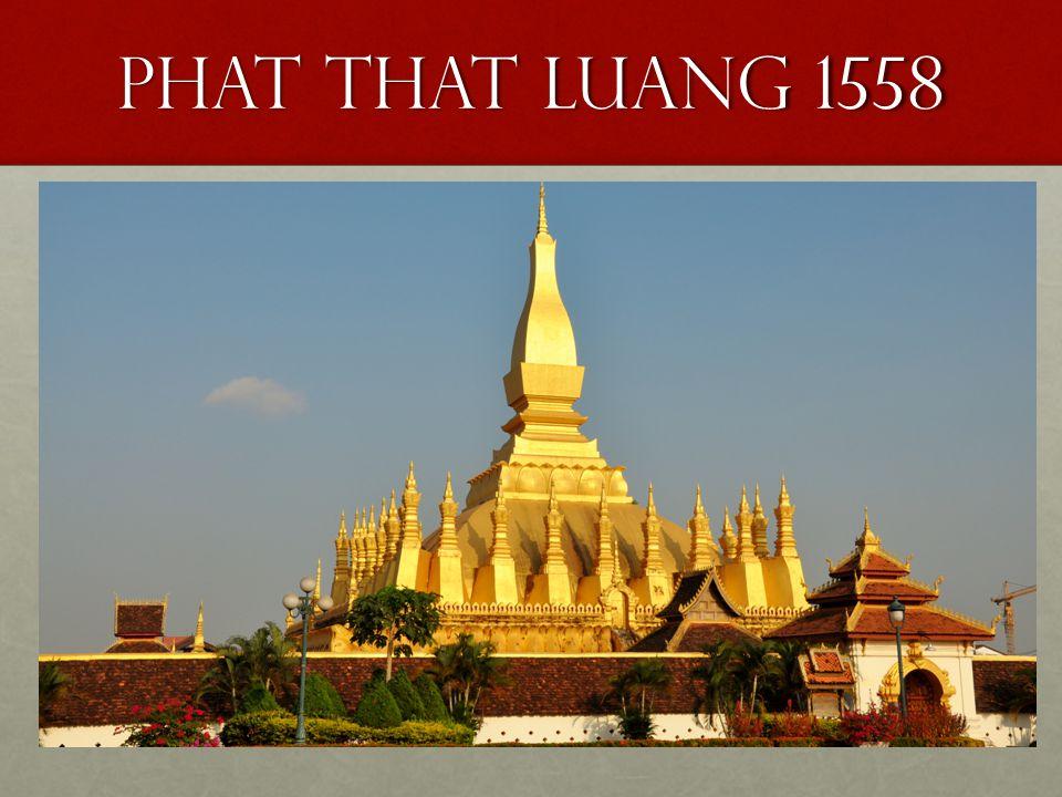 Phat that Luang 1558