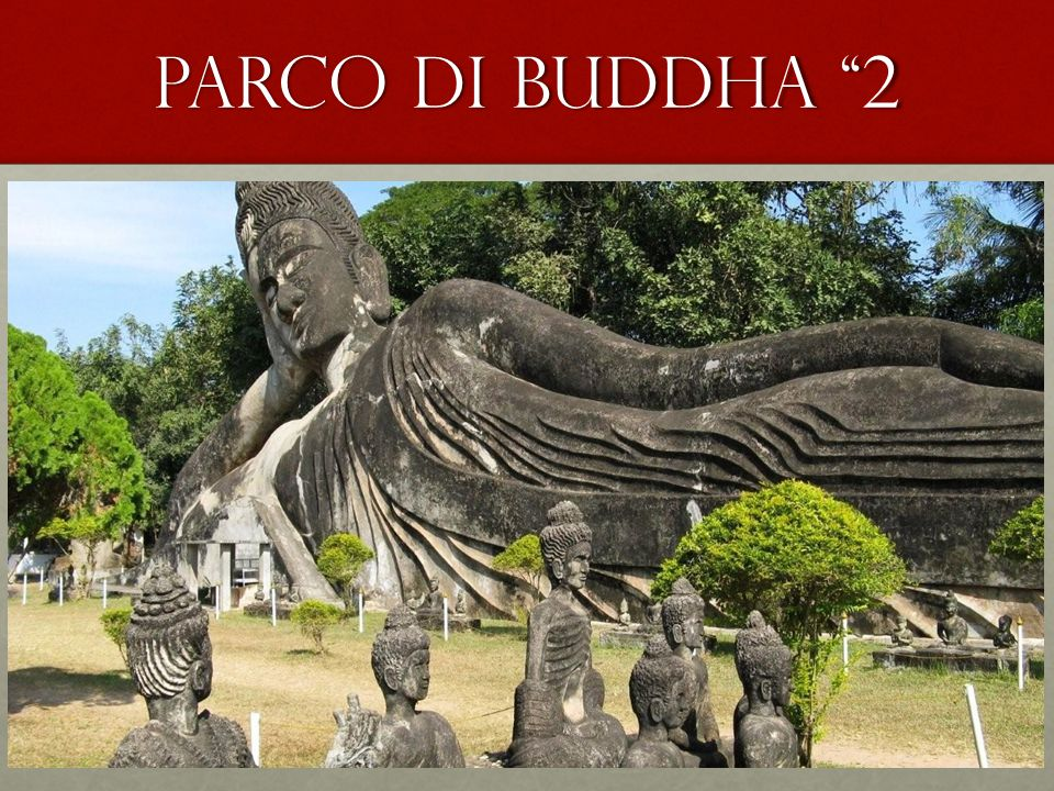 """parco di buddha """"2"""