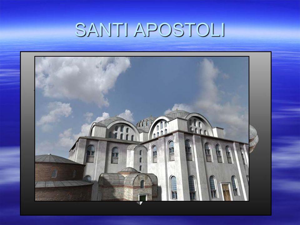 SANTI APOSTOLI