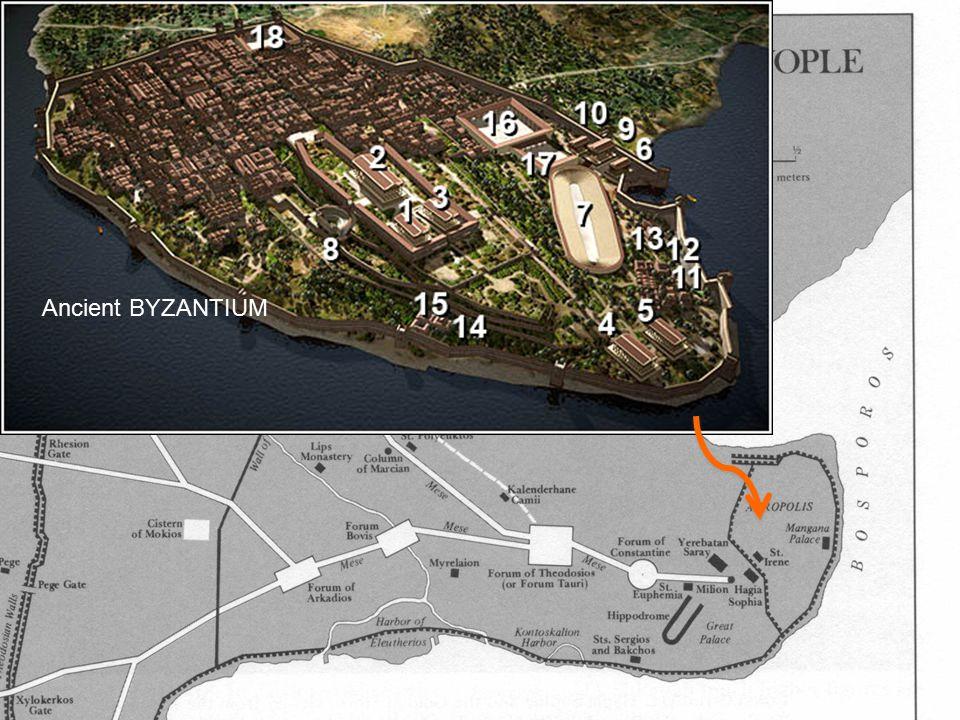 Ancient BYZANTIUM