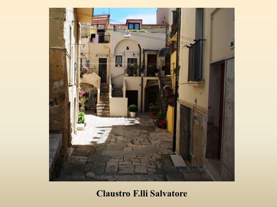 Claustro F.lli Salvatore