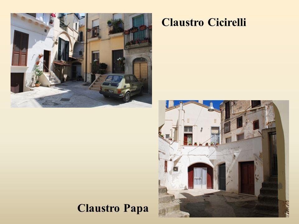Claustro Cicirelli Claustro Papa
