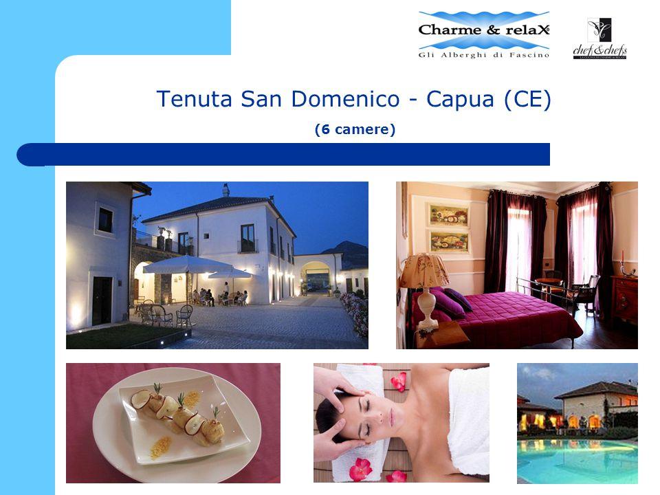 Tenuta San Domenico - Capua (CE) (6 camere)