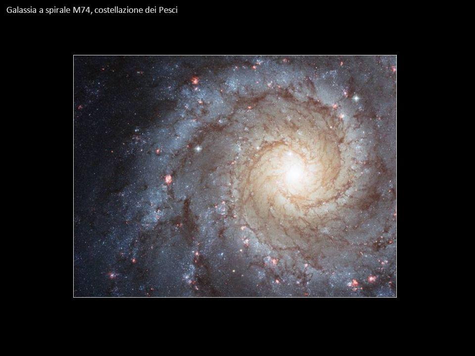 Grande Nube di Magellano. Galassia satellite della Via Lattea