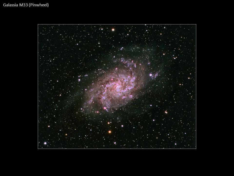 Galassia M33 (Pinwheel)