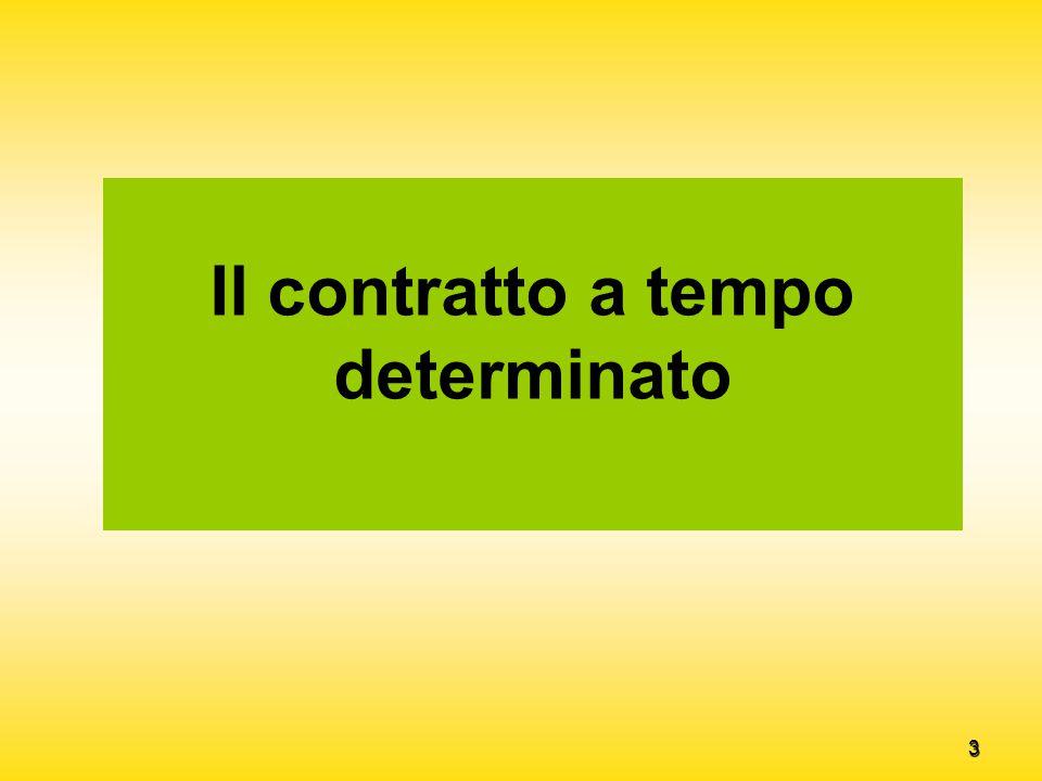 14 L'interpretazione autentica del regime risarcitorio per illegittima apposizione del termine «La disposizione di cui al comma 5 dell articolo 32 della legge 4 novembre 2010, n.