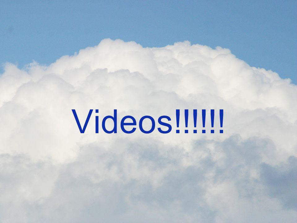 Videos!!!!!!
