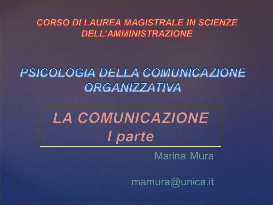 Marina Mura mamura@unica.it