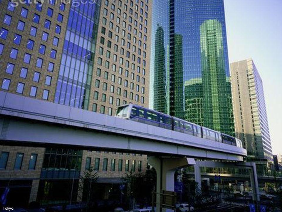 Train Subway bus Tokyo