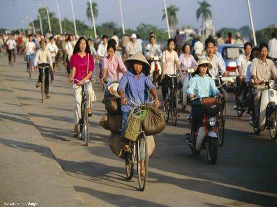 Ho chi minh - Saigon