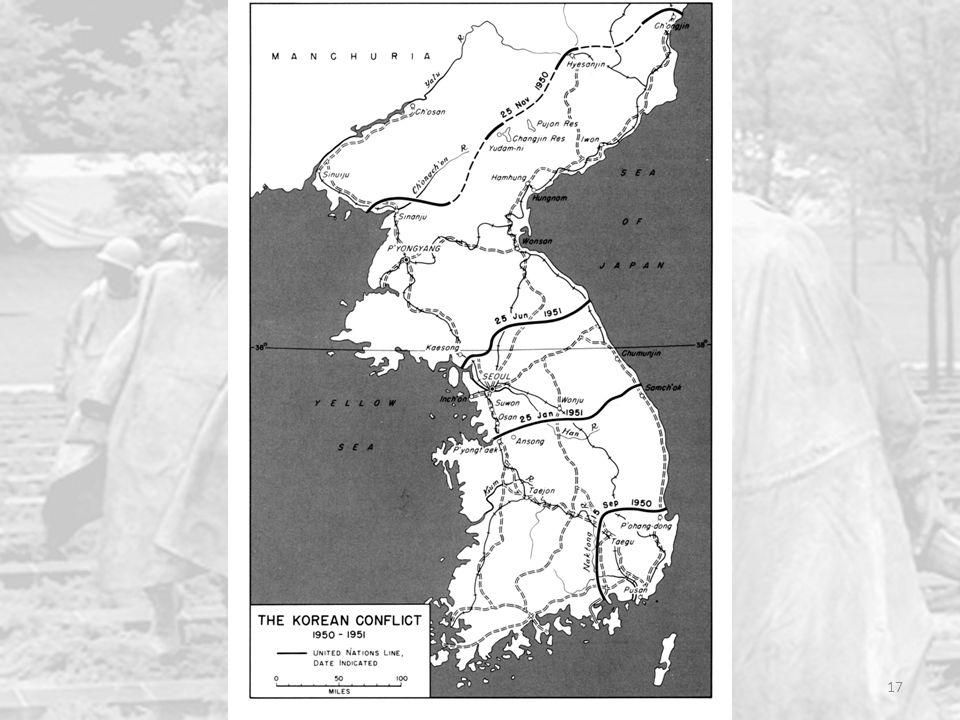 La guerra di Corea 17