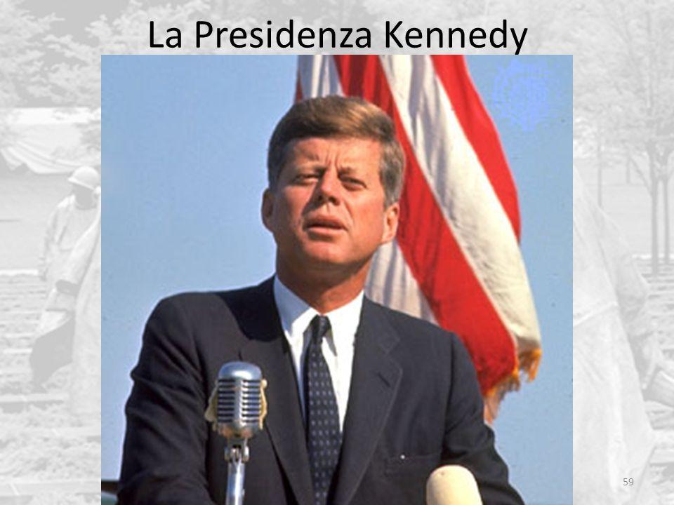 La Presidenza Kennedy 59
