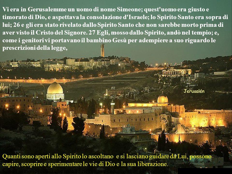 . Quando furono compiuti i giorni della loro purificazione secondo la legge di Mosè, portarono il bambino a Gerusalemme per presentarlo al Signore, co
