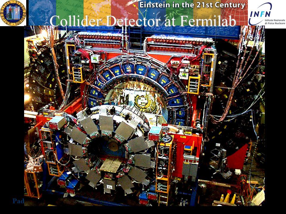 Padova 14 Dicembre 2004 Patrizia Azzi Selezione sperimentale degli eventi