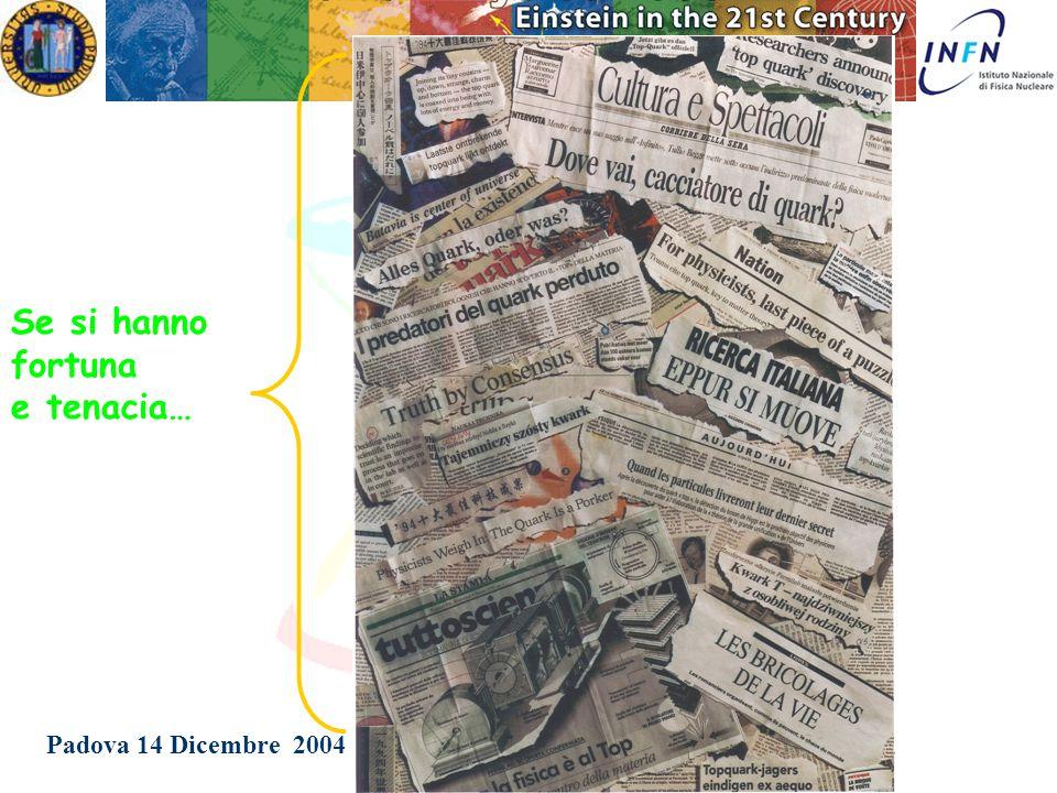 Padova 14 Dicembre 2004 Patrizia AzziTrovato.