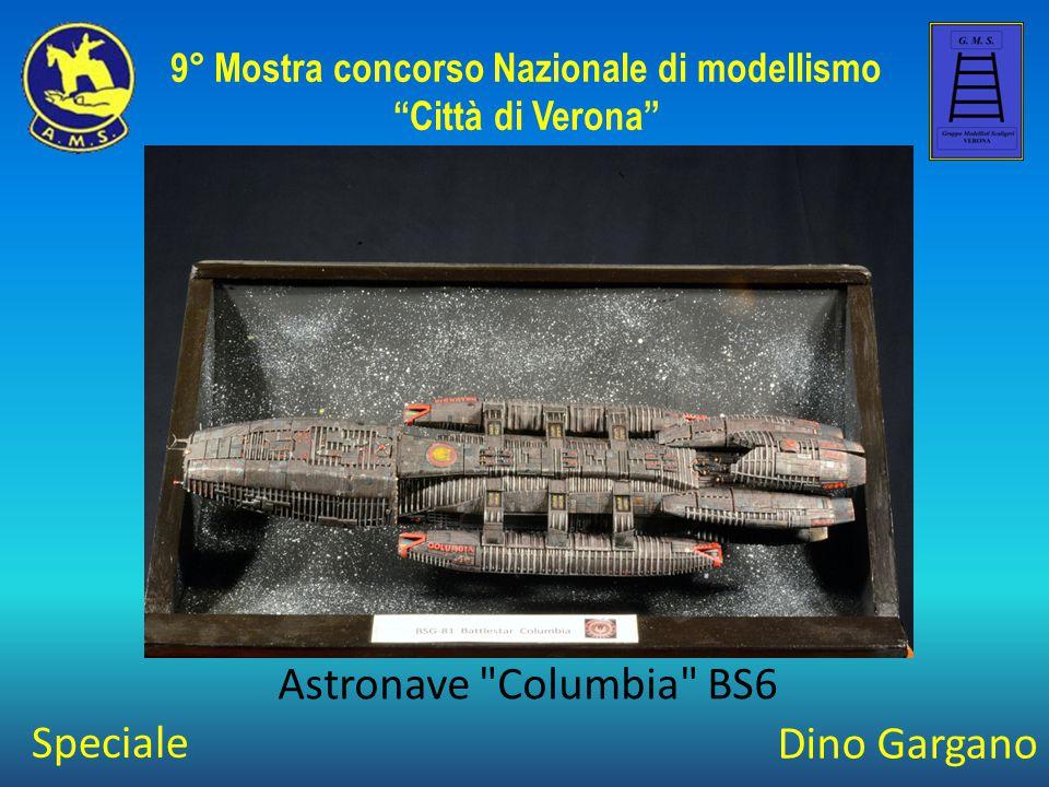 Sergio D Angelo The Body Guard 9° Mostra concorso Nazionale di modellismo Città di Verona Speciale