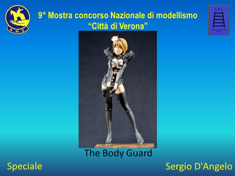Cristian Colombo Dust Luther 9° Mostra concorso Nazionale di modellismo Città di Verona Bronzo
