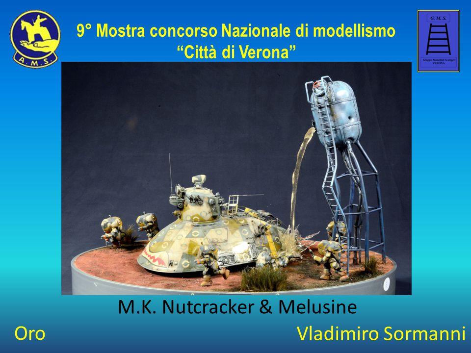 Emiliano Martinelli LIFE 9° Mostra concorso Nazionale di modellismo Città di Verona Best Of Class