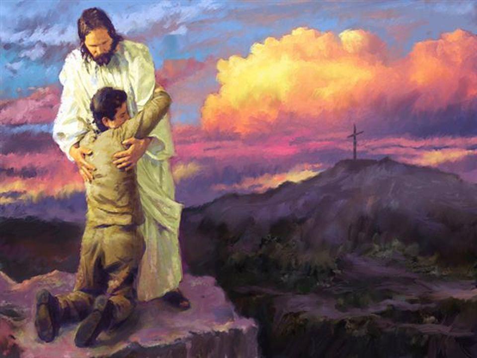 Alza i tuoi occhi a Lui, presto ritornerà. Lui verrà e ti salverà.