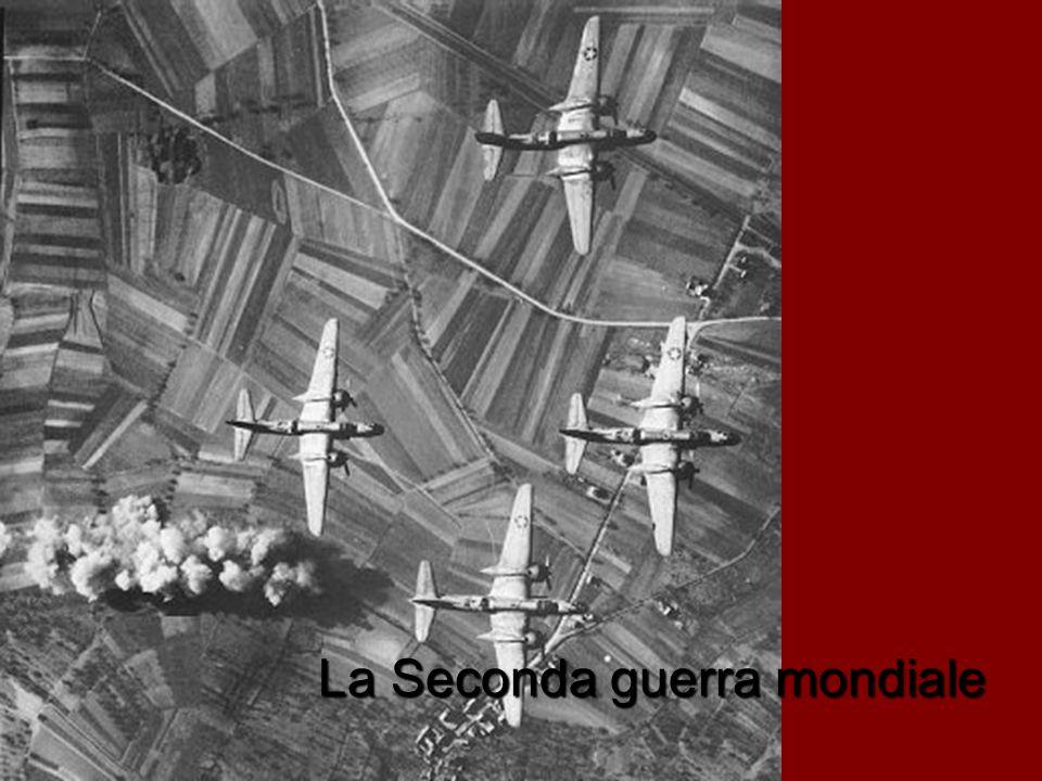 1940-'41: l'Europa dominata da Hitler Luglio - settembre 1940: battaglia d'Inghilterra Aprile 1941: invasione della Iugoslavia 22 giugno 1941: Operazione Barbarossa