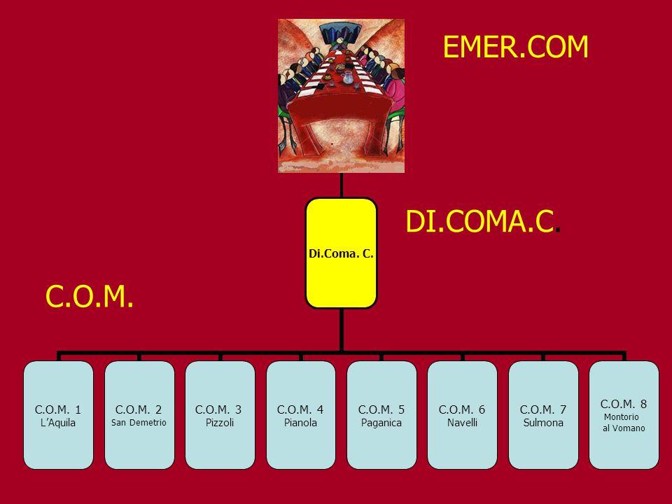 DI.COMA.C. C.O.M. EMER.COM