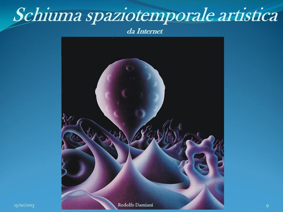 Schiuma spaziotemporale artistica da Internet 15/10/2013 Rodolfo Damiani9