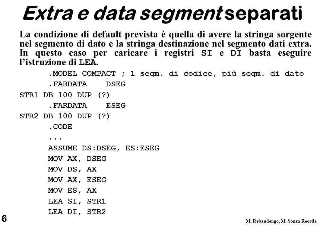 6 M. Rebaudengo, M.