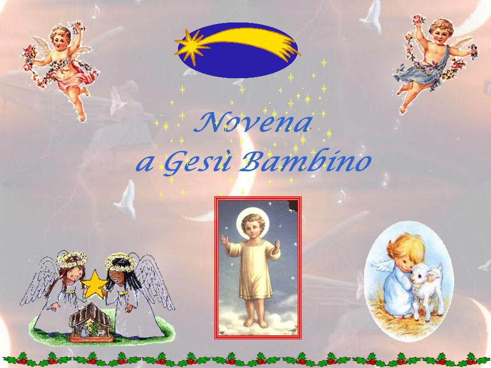 22 dicembre LE LENZUOLA Coprirò affettuosamente il Santo Bambino con le morbide lenzuola della devozione; farò sovente la comunione spirituale.