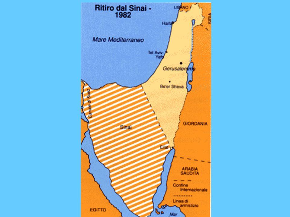 1982 OPERAZIONE PACE IN GALILEA