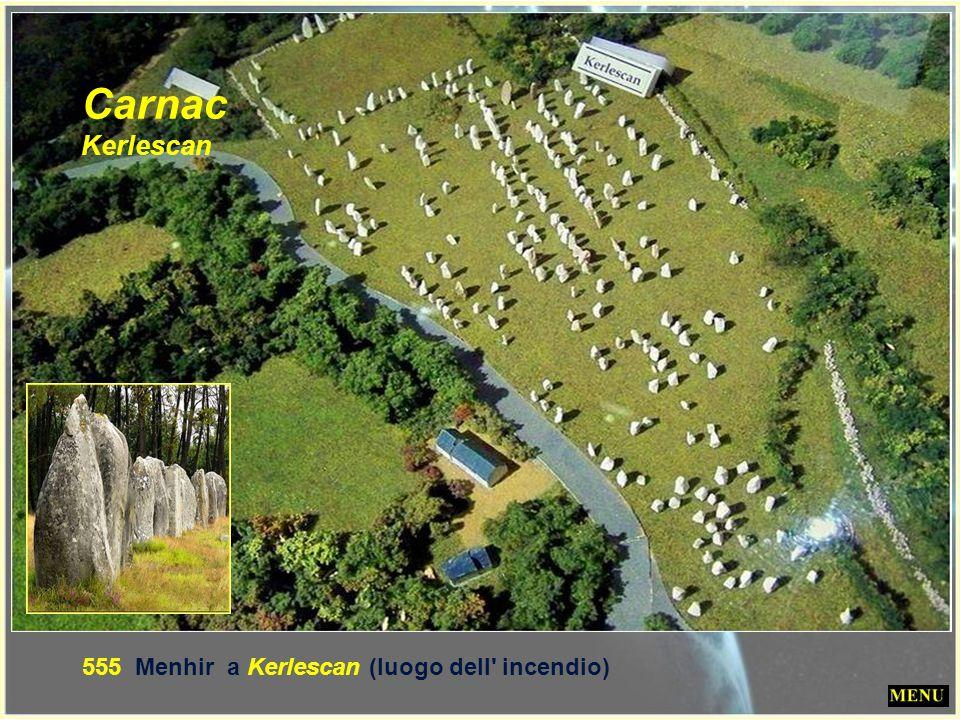 Altri 1.029 menhir a Kermario (luogo dei morti), sempre nelle immediate vicinanze di Carnac. Carnac Kermario