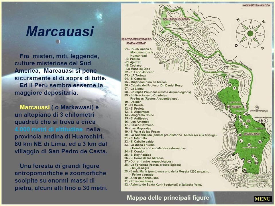 Marcauasi Perù