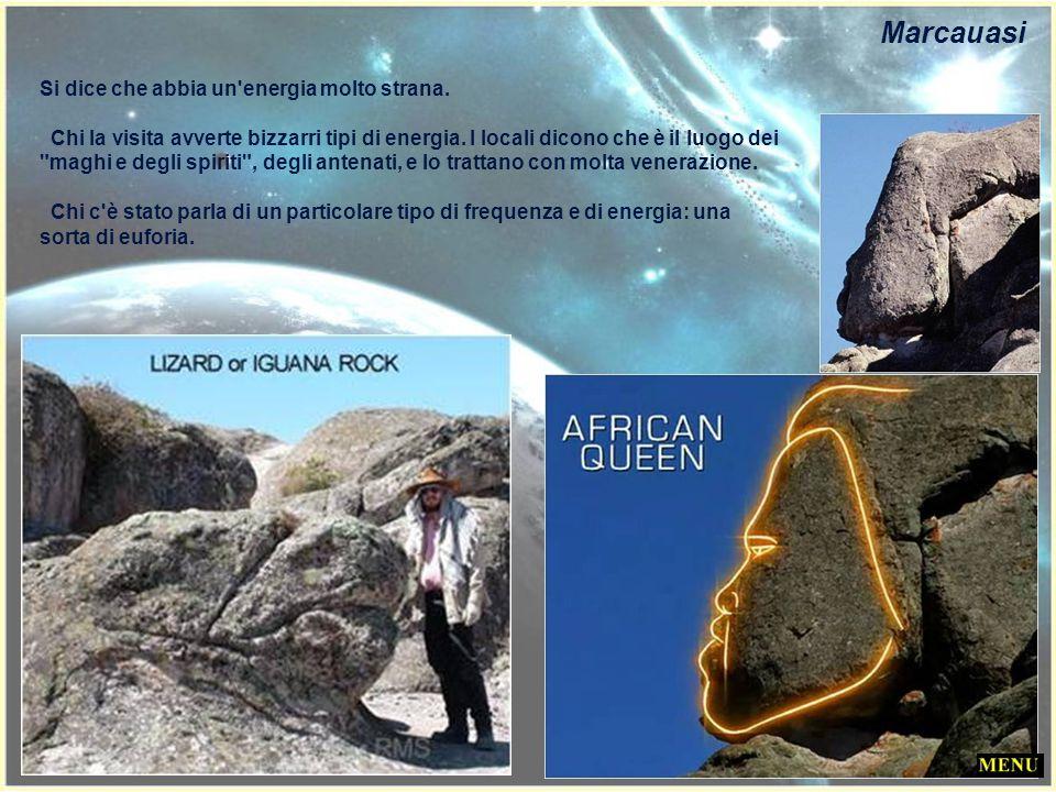 """La figura più famosa è chiamata """" Peca Gasha """" che in lingua Quechua significa : Sentinella o Guardiano. Per altri è conosciuta come la: Testa dell'In"""