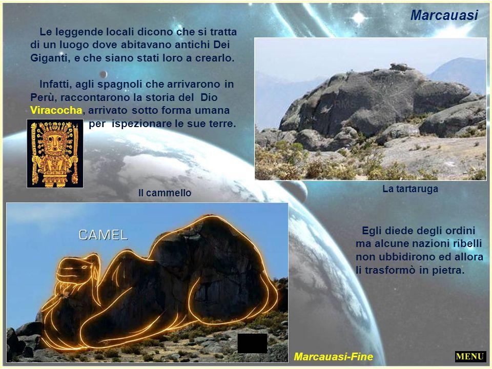 Taweret, Dio Egizio della fecondità Profilo Inca Rane Alcuni considerano Marcauasi un'enorme parco di sculture, pieno di un enorme quantità di pietre