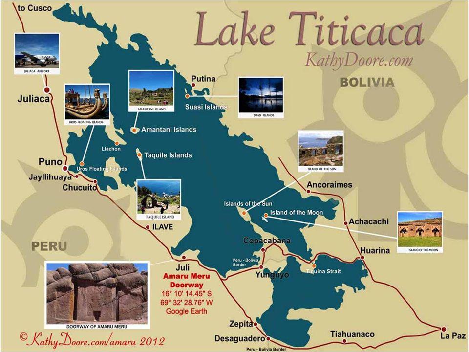 """Hayu Marca Vicino al lago Titicaca in Perù, 35 km dalla città di Puno, su un altopiano a 4.000 m. di altitudine, si trova una regione chiamata """"La val"""