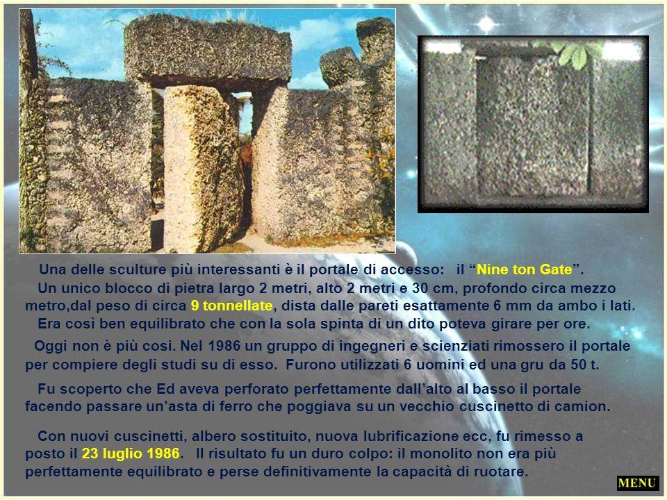 Ancora nessuno tra scienziati ed ingegneri che hanno studiato e tuttora studiano il Coral Castle è riuscito a spiegare i metodi di costruzione usati d
