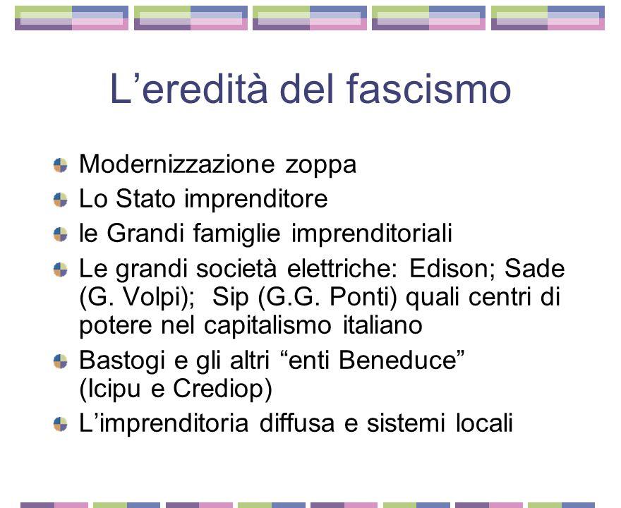 2 nicola crepax X Il ruolo di Mediobanca nell'economia italiana del secondo novecento