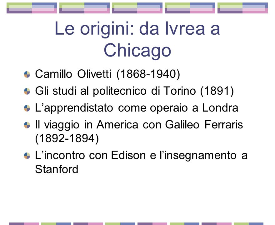 2 nicola crepax VI Una storia d'impresa: la Olivetti