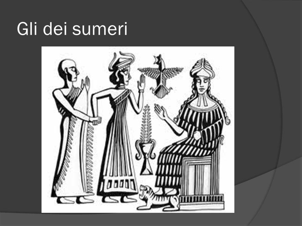 Gli dei sumeri