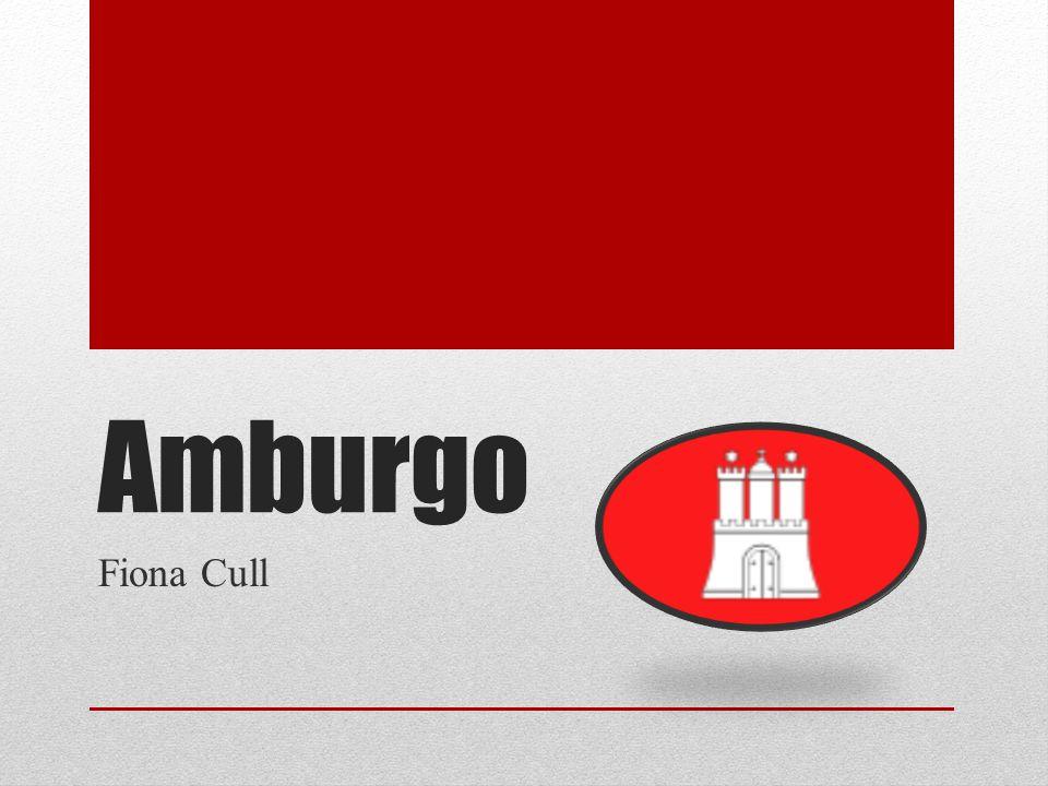 Amburgo Fiona Cull