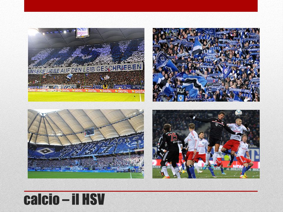 calcio – il HSV
