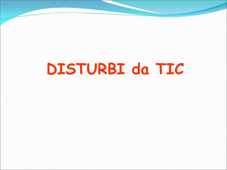DISTURBI da TIC